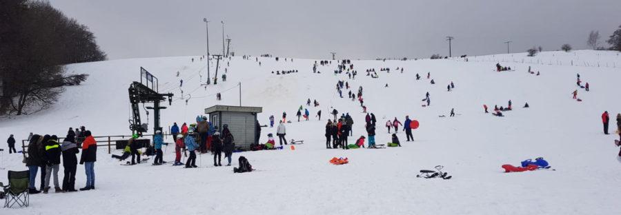 Skilift Januar 2019